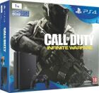 Игровая приставка Sony PlayStation 4 1TB + CALL OF DUTY INFINITE WARFARE